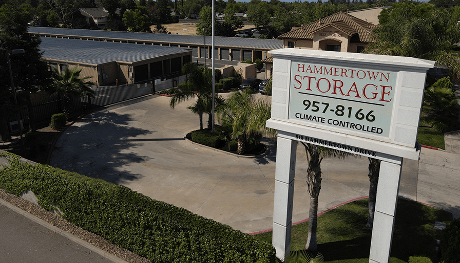 Picture of Hammertown Self Storage in Stockton, CA